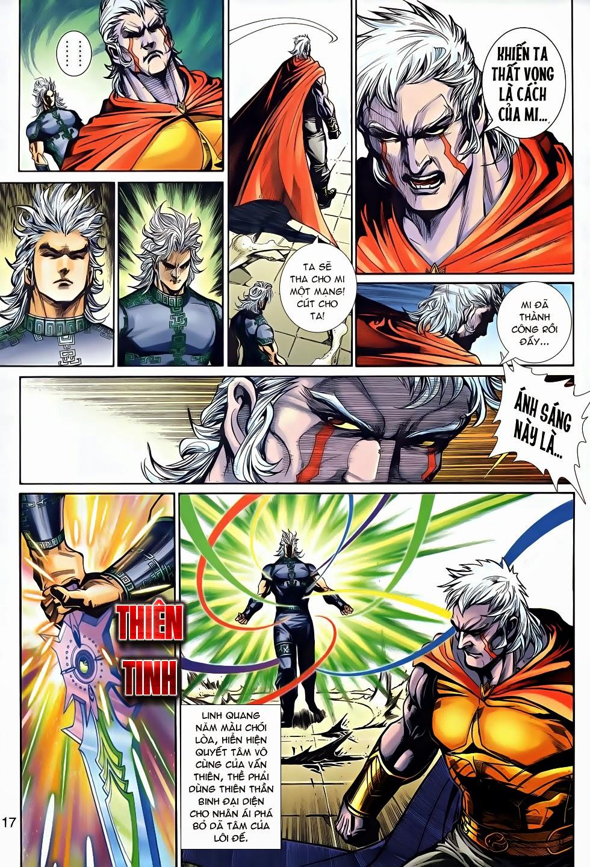 Thần Binh Tiền Truyện 2 chap 21 Trang 17 - Mangak.info