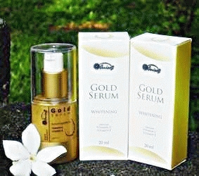 Serum Gold Anisa whitening Skin Care