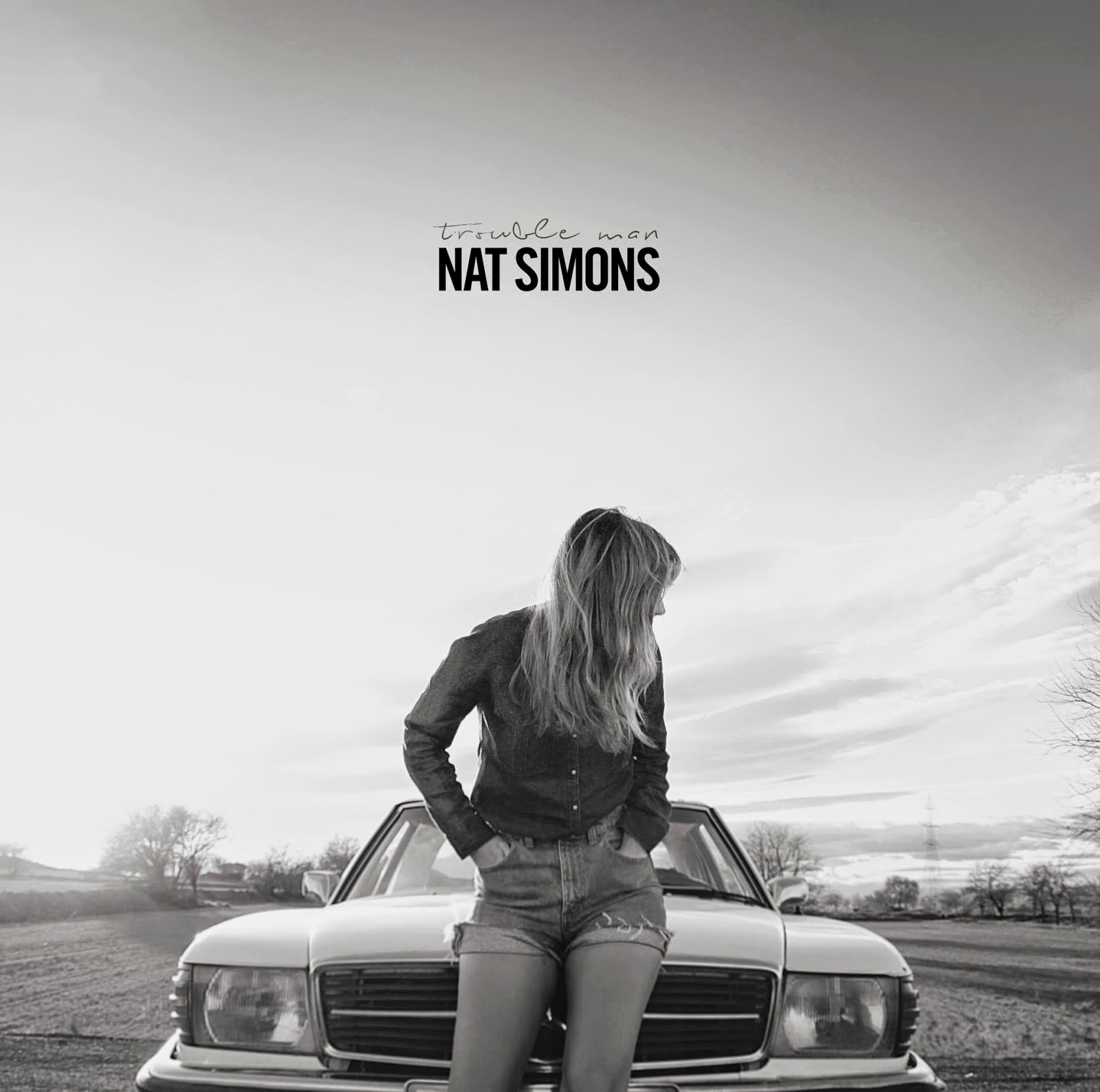Nat Simons Trouble man EP