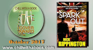 Book Cover of the MONTH for October is Spark Out