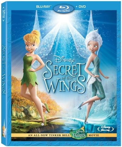 Tinker Bell Secret Of The Wings 1080p MKV Español Latino 2012