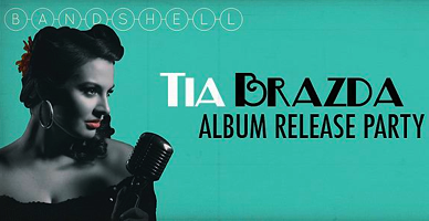 Tia Brazda album release @ Lula Lounge, July 23