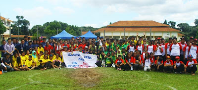 Kejohanan Sofbol MSS Sibu 2013