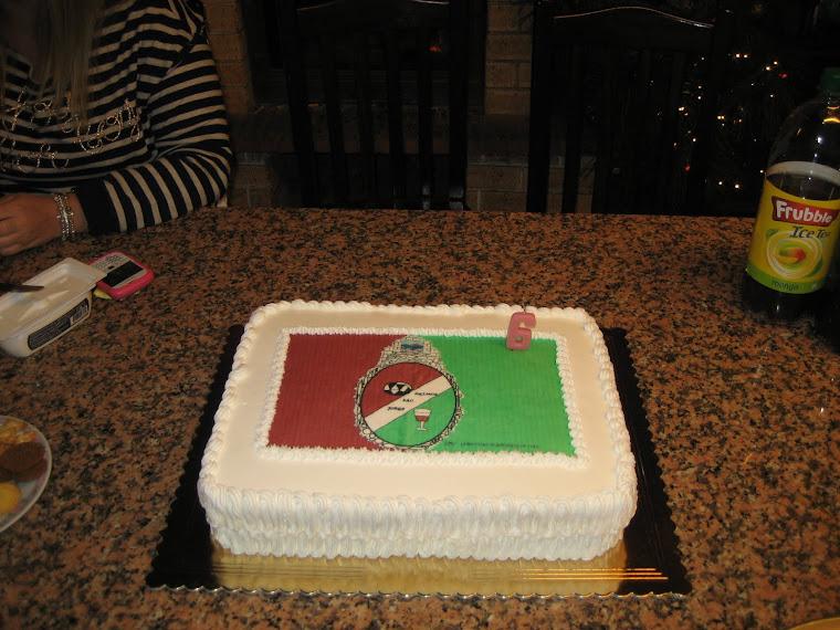 Ontem os Primos São Jorge estiveram em festa