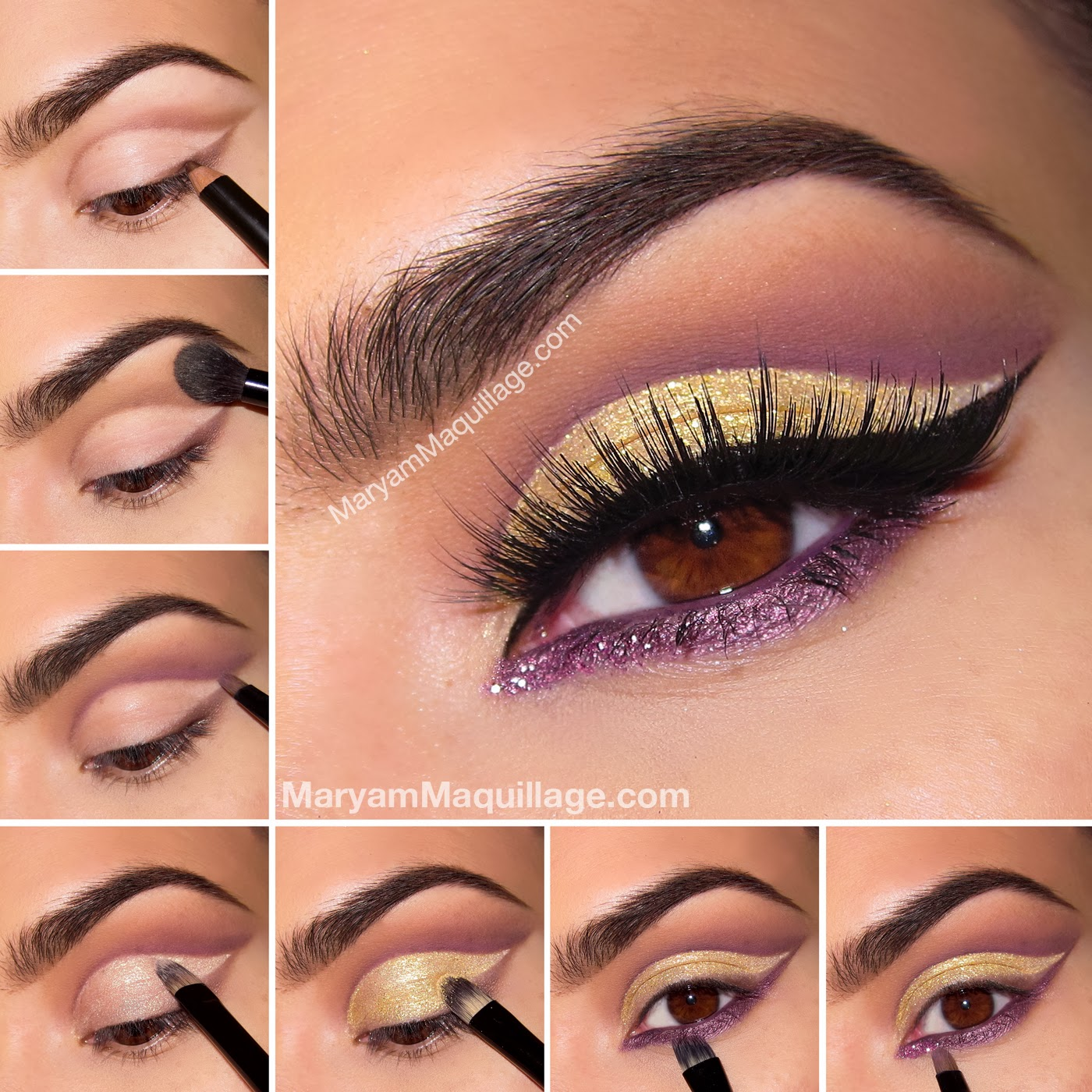 Maryam Maquillage Quot Bohemian Fairy Quot Makeup For Valentine S Day