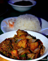 Pork Bhuna