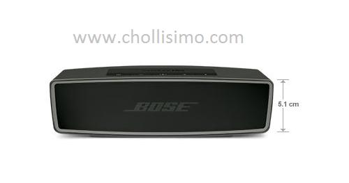 Altavoz portátil bluetooth Bose bueno y barato
