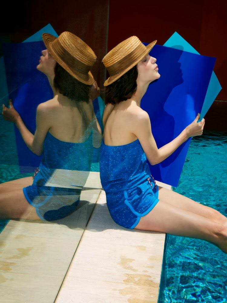 Petit Bateau Spring Summer 2014 new womenswear