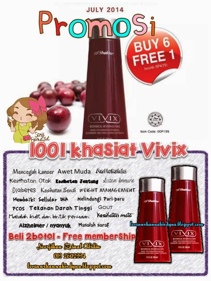 vivix untuk diabetes