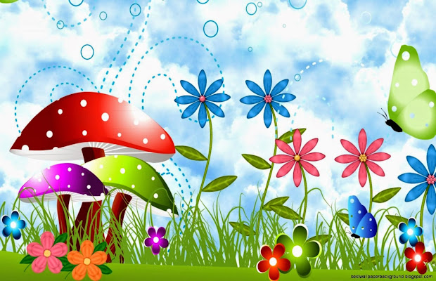 Animated Spring Flowers Screensavers Imgurl