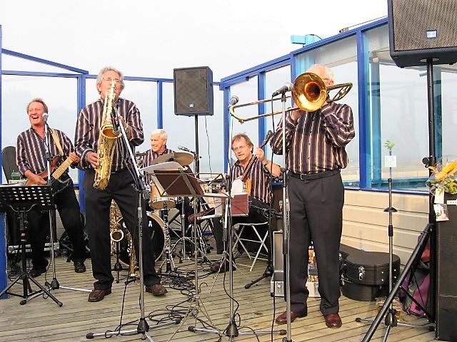 Jazz by the Sea Domburg 2007