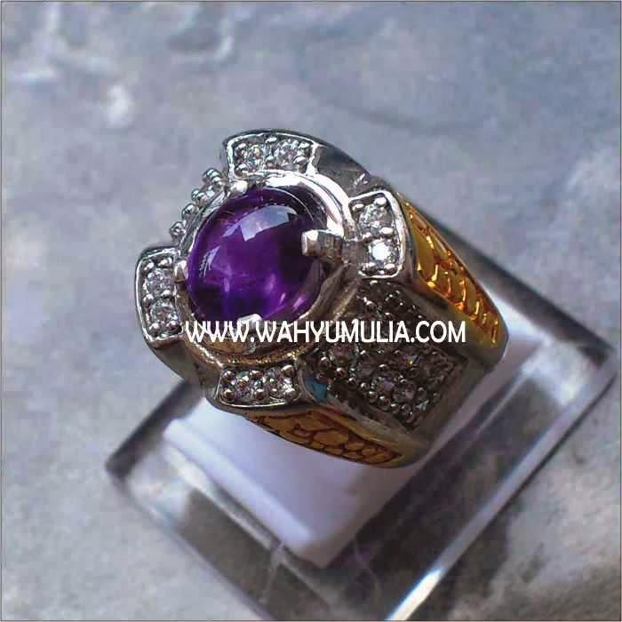 Batu Kecubung ungu, kecubung wulung , Batu permata kecubung, kecubung