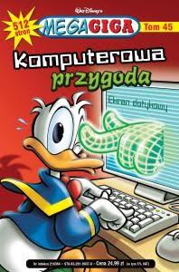 "Najnowszy tom ""MegaGiga"""