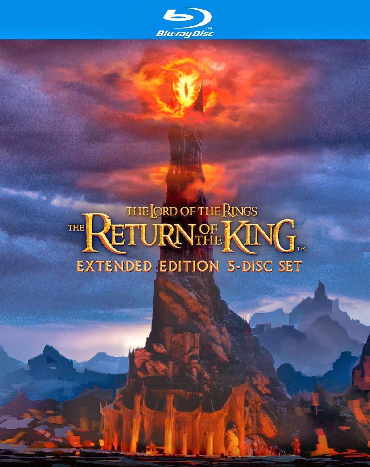 The Lord of the Rings  The Return of the King 2003 เดอะลอร์ดออฟเดอะริงส์ ภาคที่ 3 ตอน มหาสงครามชิงพิภพ ฉบับสมบูรณ์