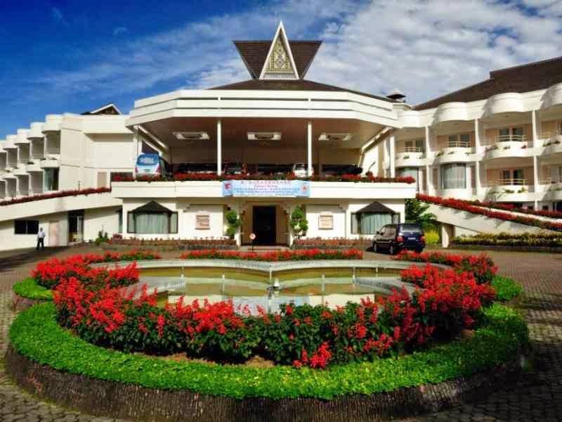 Grand Mutiara Hotel,Berastagi