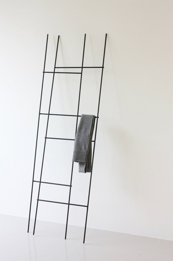 Life as a moodboard moodboard wire deco - Designer clothes rack ...