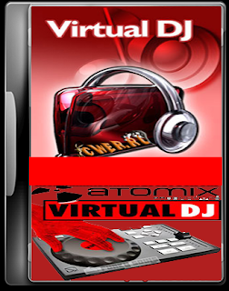 Free Download Atomix Virtual DJ 7 Pro Full Version wih Serial, crack, keyge