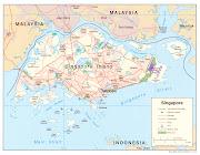 Mapa de CingaPura (mapa de cingapura )