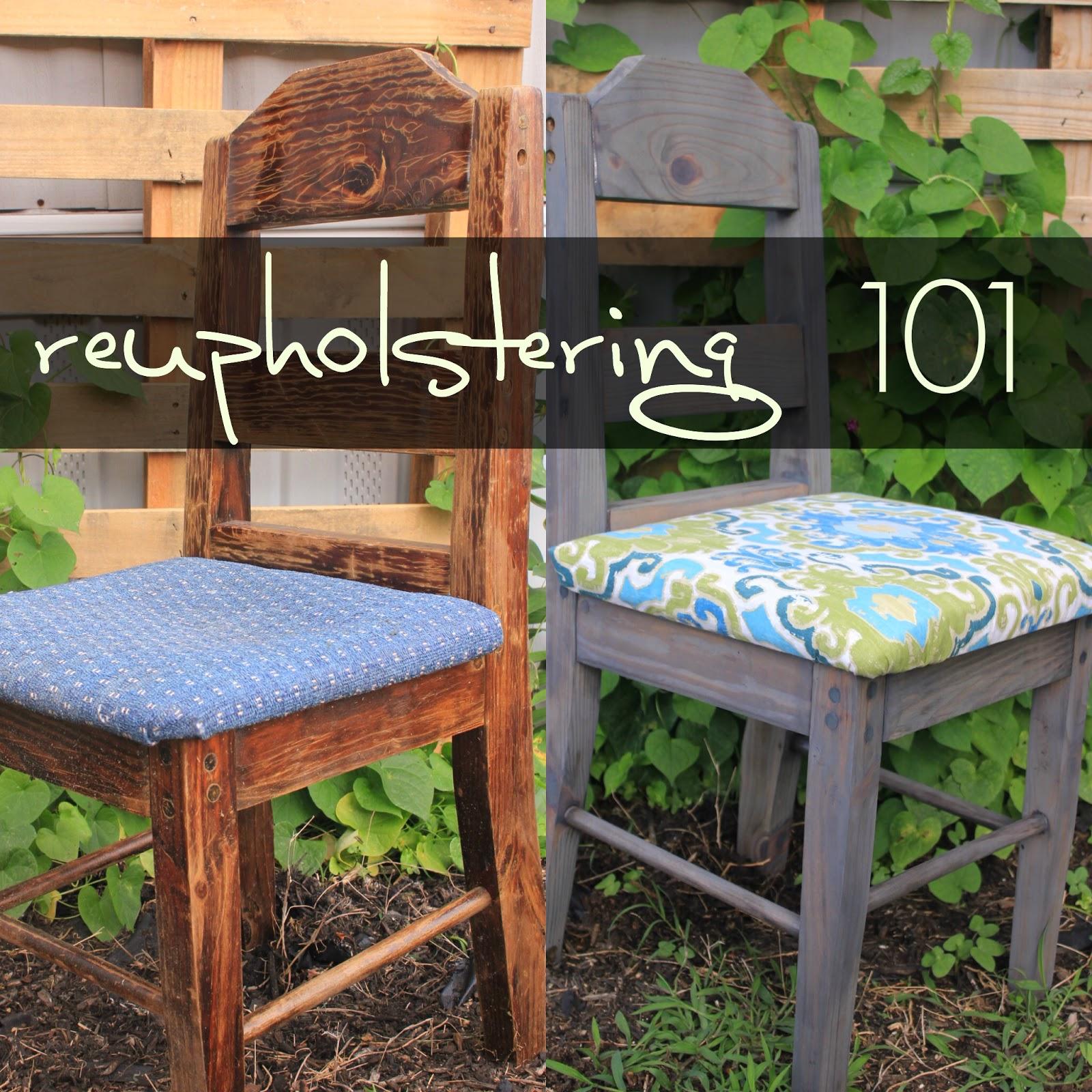 reupholstering, chair reupholster, diy project, diy reupholster,