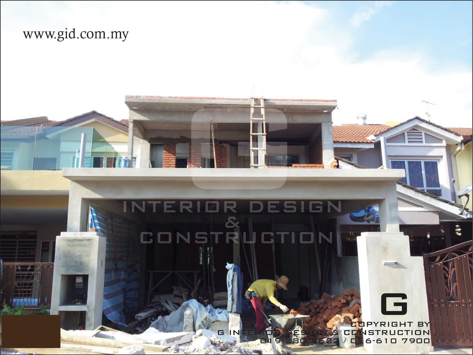 Renovation front porch malaysia joy studio design for Balcony design ideas malaysia