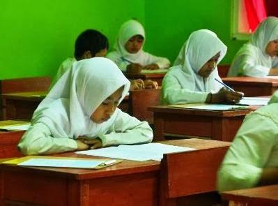 ujian sekolah madrasah