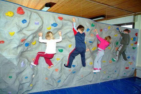 Parete Scalata Bambini : Climbing addicted boulder hint: larrampicata per i bambini