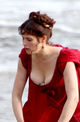 british geema arterton busts out actress pics