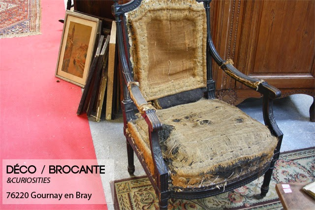 Brocante- Gournay en Bray - Normandie  ©lovmint