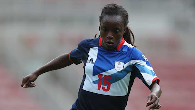 Eniola Aluko Wallpapers-Club-Country