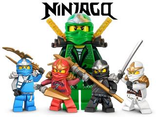 Gambar Ninjago Ninja Lego