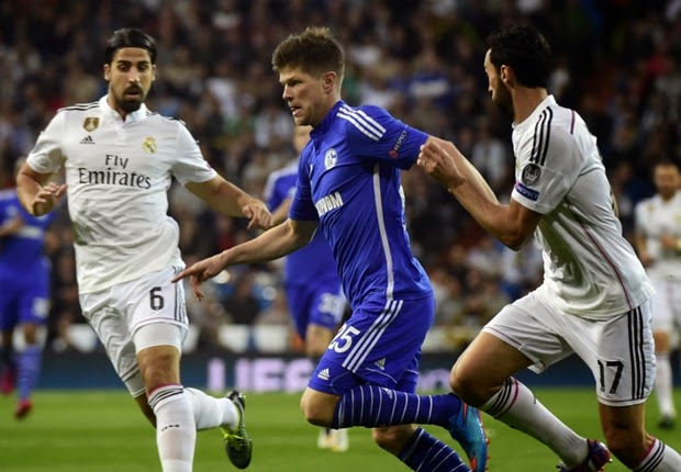Real Madrid Kalah 3-4 Atas Schalke