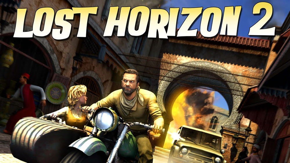 Lost Horizon 2 Download Poster