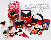Set de Mickey