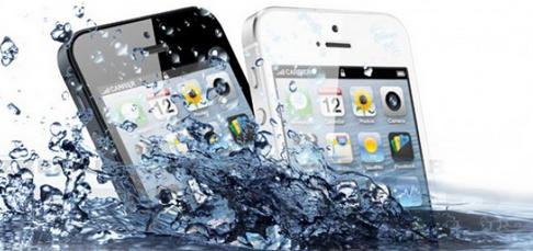 Suya Düşürülen Telefona Yapacaklarınız