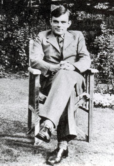Alan Turing Biografía
