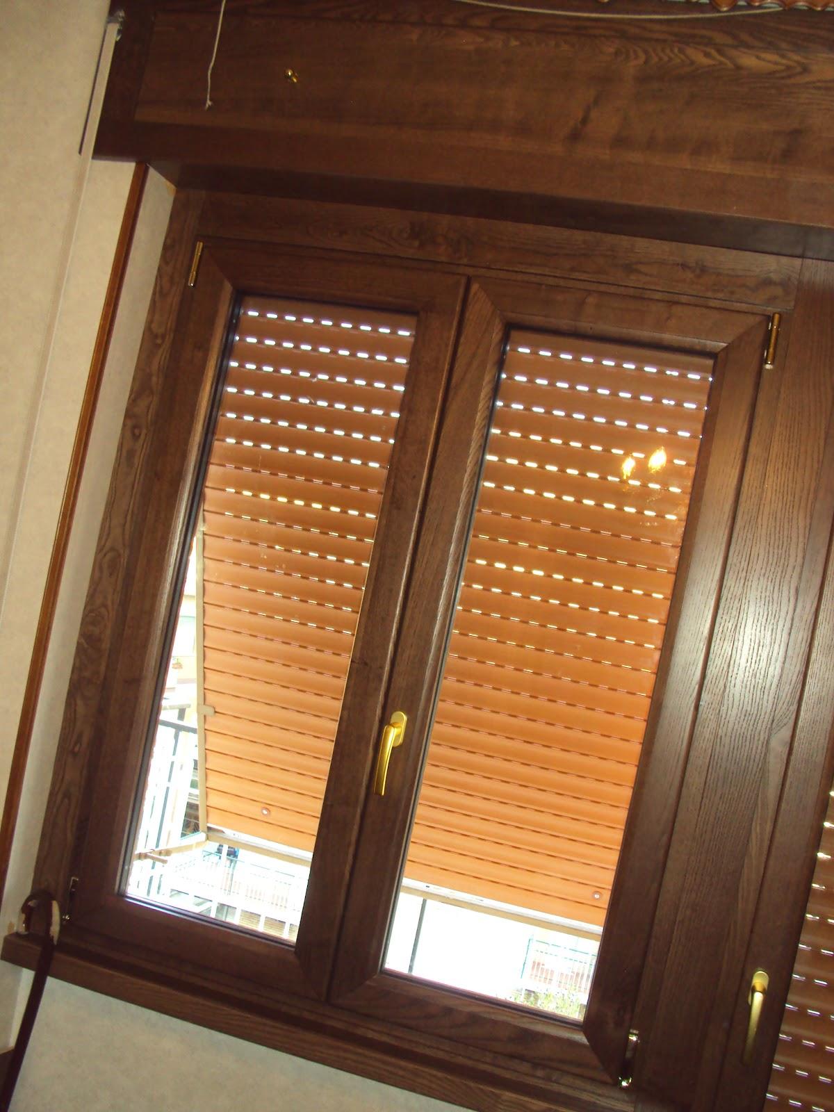 Mille porte e tende le nostre meravigliose finestre in legno alluminio della ts infissi - Finestre in frassino ...