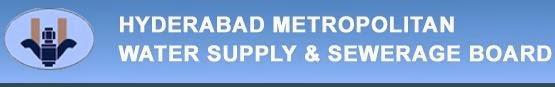 Hyderabad Metropolitan Water Supply and Sewerage Board (HMWSSB) Logo