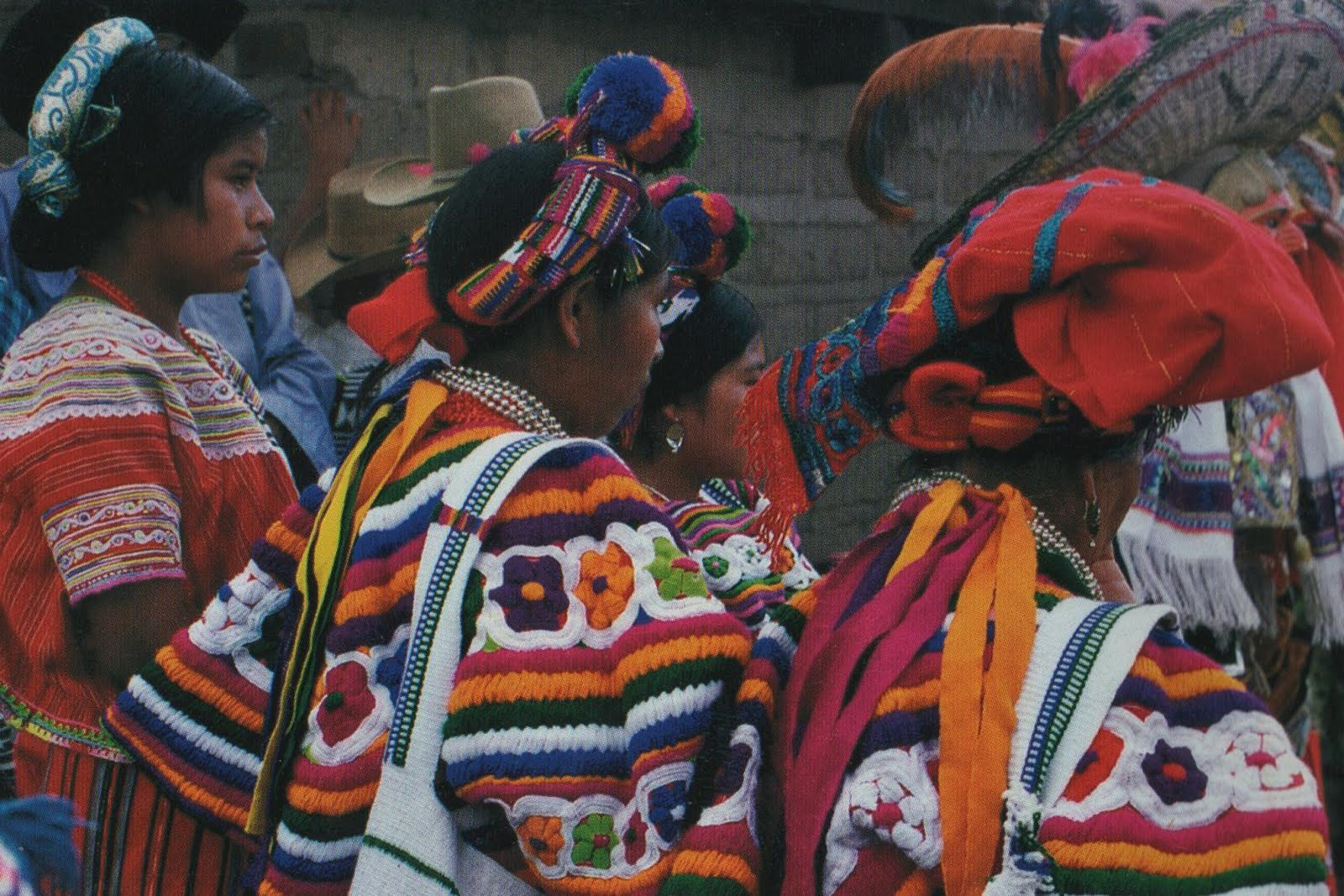 chichicastenango women Weaving, women, and justice in guatemala  a resilience of character that has enabled the women of guatemala to endure generations  the chichicastenango.