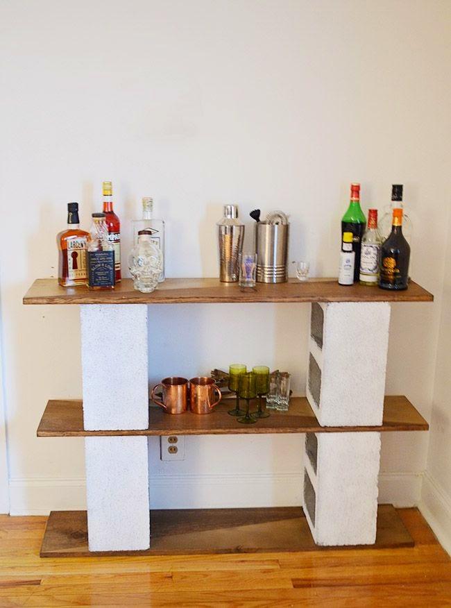 La buhardilla decoraci n dise o y muebles decorando for Muebles de cocina de ladrillos imagenes