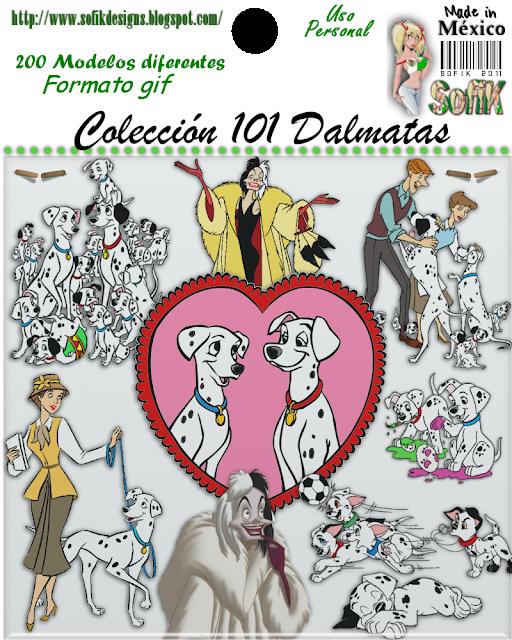 101 dalmatas, clipart 101 dalmatas