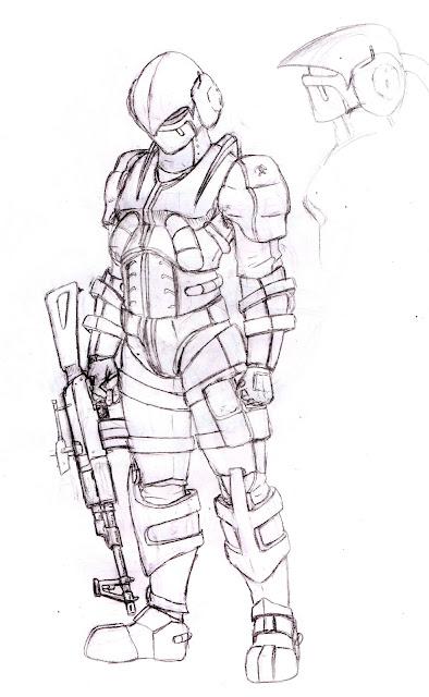 radical destroyer  proyecto odyssey  armaduras 2