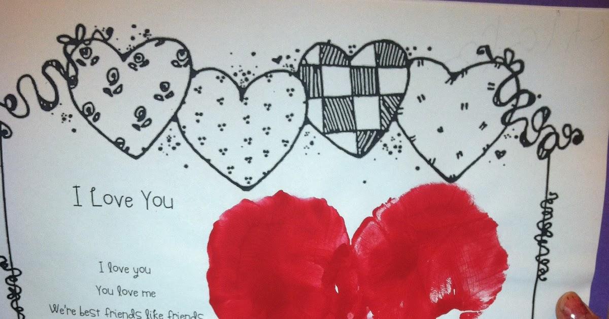 Miss Nguyen's Class: Handprint Calendar: Gift to their Parents