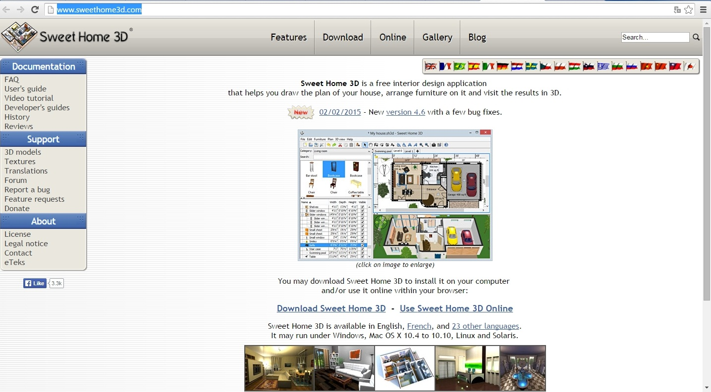 Diseo interiores software software gratuito de diseo de for Software decoracion interiores