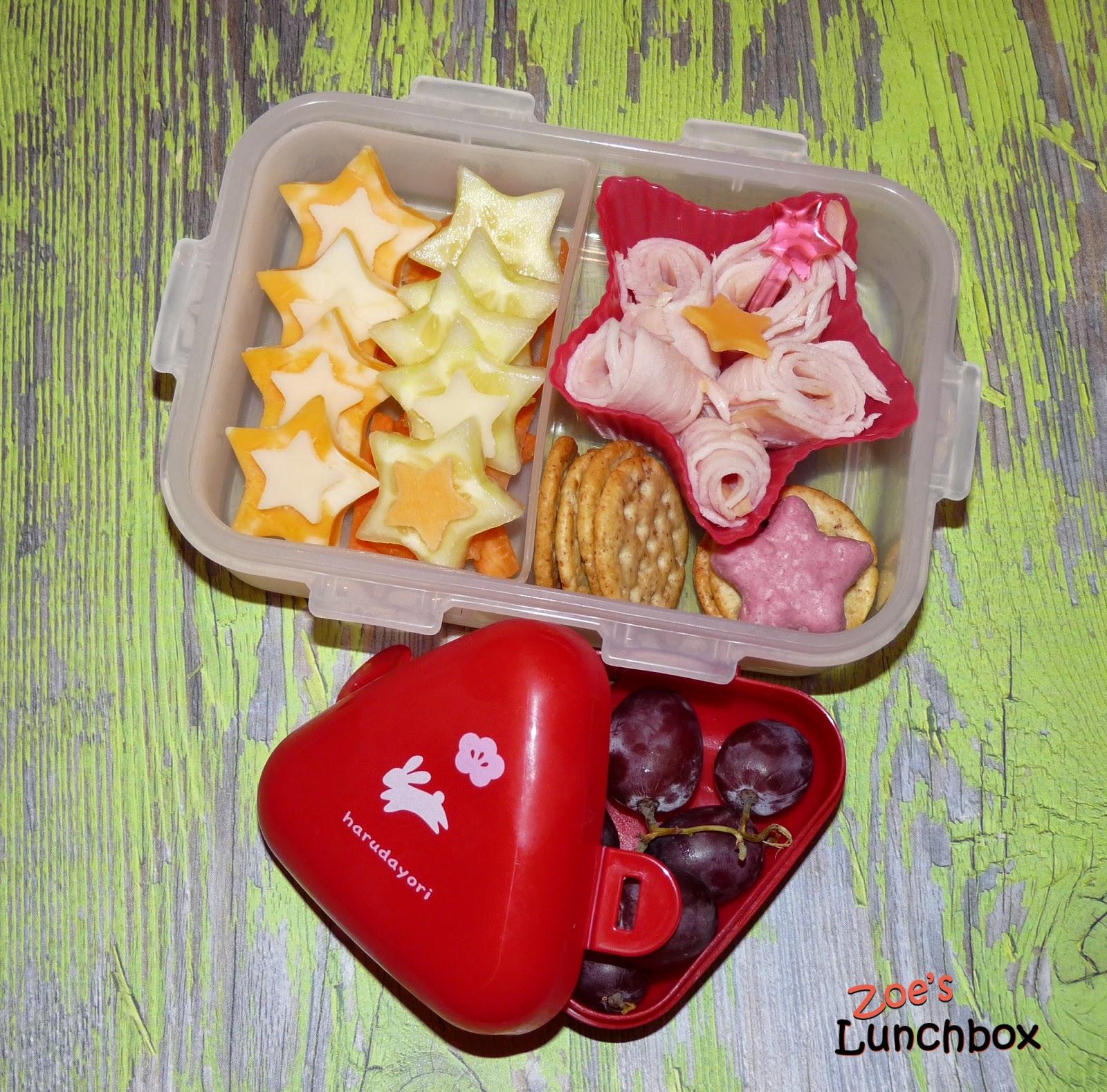 Kindergarten lunch