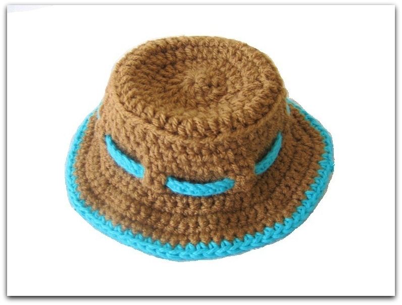 Crochet Patterns Sun Hat Dancox For