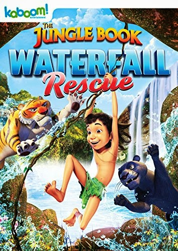 The Jungle Book: Waterfall Rescue (2015) [DVDRip] [Latino]