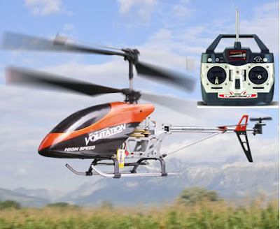 DH 9053 RC Helicopter Picture