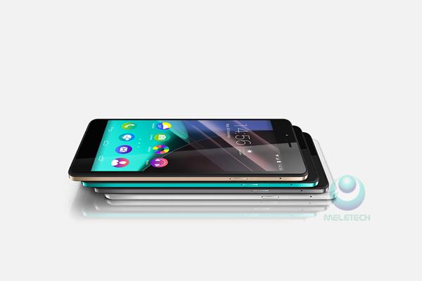 Sisi samping Samsung Galaxy A 8