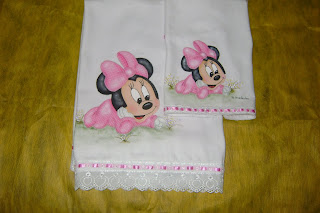 conjunto de cueiro manta e fralda de boca