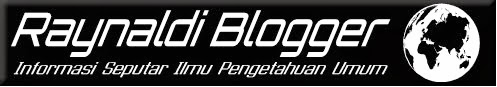 Raynaldi Blogger